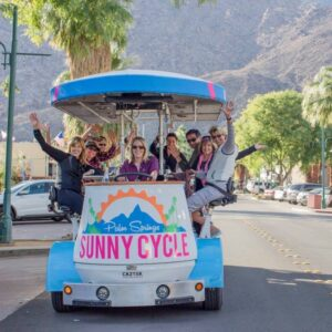 Sunny Cycle Palm Springs